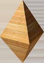 октаэдр, многогранники, геометрия, стереометрия
