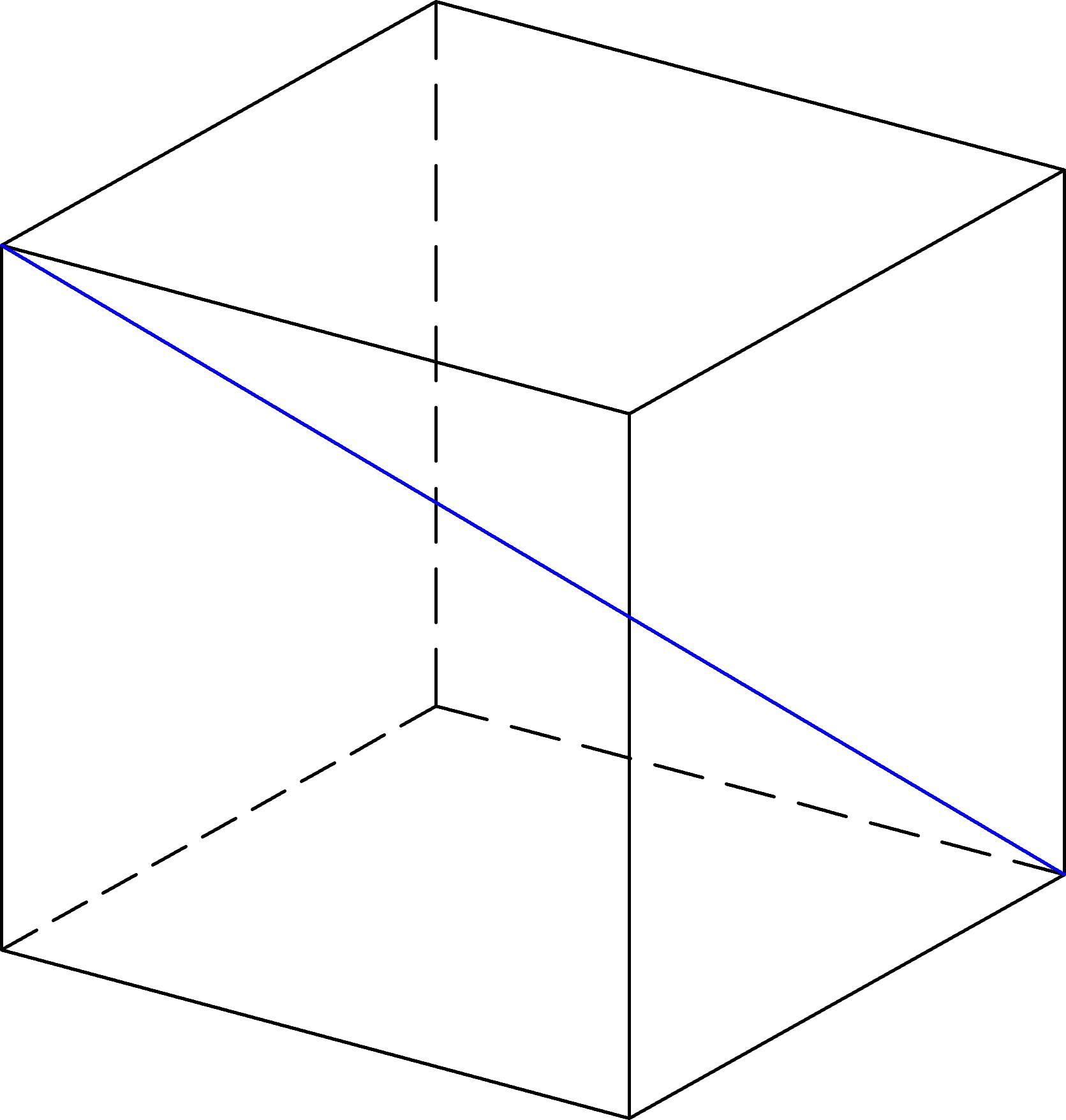 Чертежи многогранников СТУДЕНТОРИЙ куб гексаэдр чертежи многогранников многогранники геометрия стереометрия