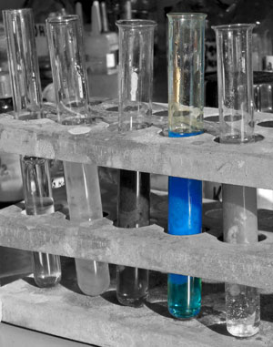 2NaOH,CuSo4,Cu(OH)2,Na2SO4, осадок, пробирки, реакции осаждения, свойства электролитов, химия, гидроксид меди