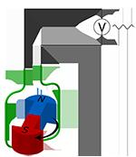 электричество, генератор, схема генератора