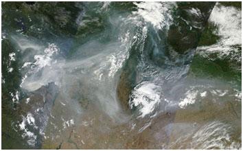 экология, реферат природные и антропогенные катастрофы